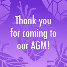 AGM -Thankyou