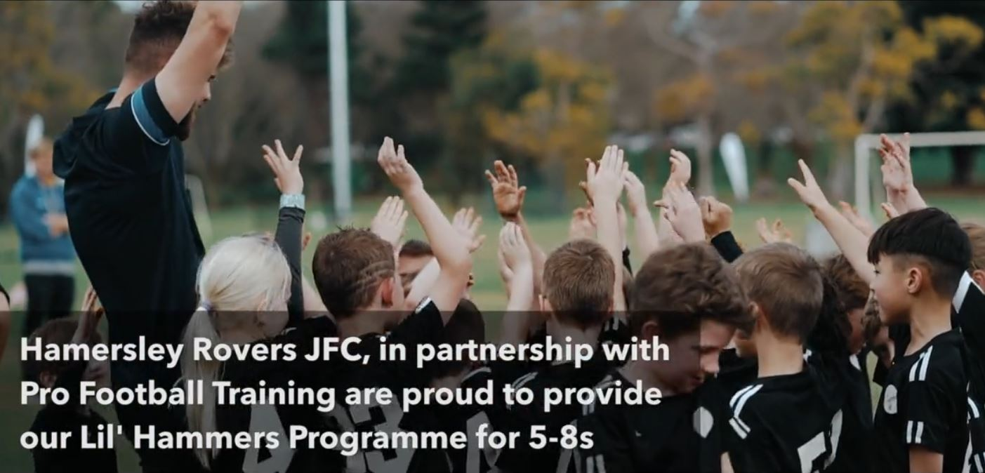 Lil' Hammers Promotional Video